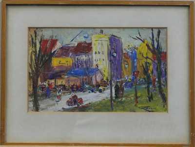 Ferdinand Kotvald - Rušná ulice