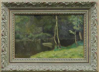 Rudolf  Walter - Lesní tůň