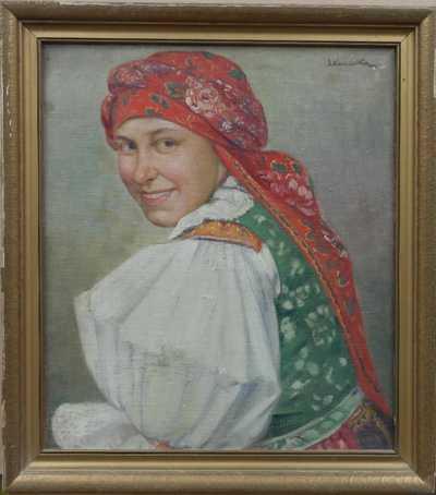 Josef (Joža) Koudelka - Krojované děvče