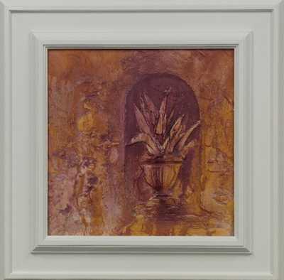 Jan Kristofori - Váza ve výklenku
