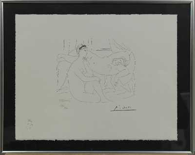 Pablo Picasso - Akty