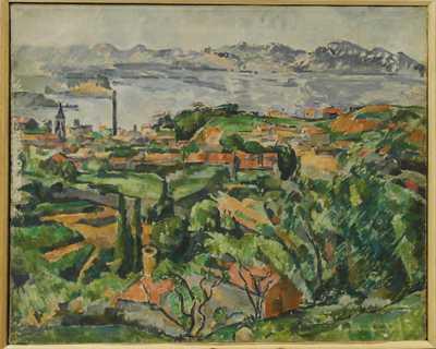 Kamil Linhart - Cvičení podle Cezanne