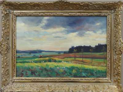 Karel Jan Sigmund - U Kostelce