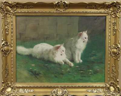 Beno Boleradszký - Koťata