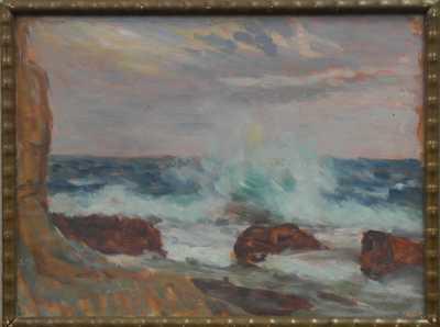 Antonín Hudeček - Capri