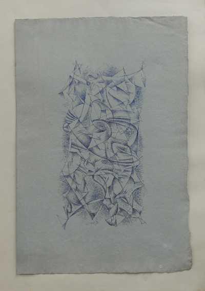 Jaroslav Veris (Zamazal) - Surrealistické kompozice