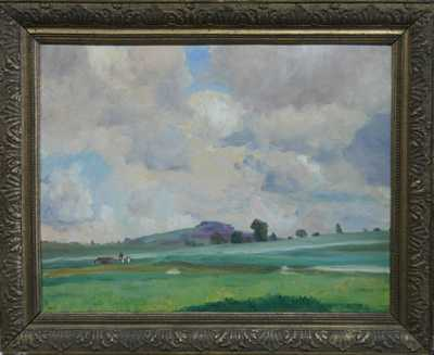 František Kaván - Na pastvině