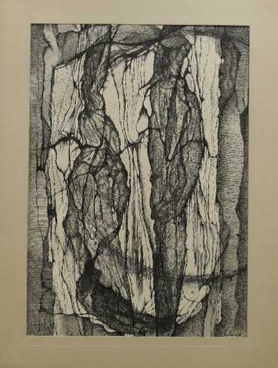 Jaroslav Veris (Zamazal) - Abstraktní malba
