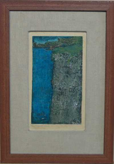 Autor neurčen - Mořský útes