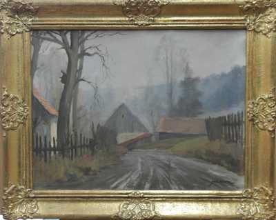 Jaromír Kunc - Deštivý březen