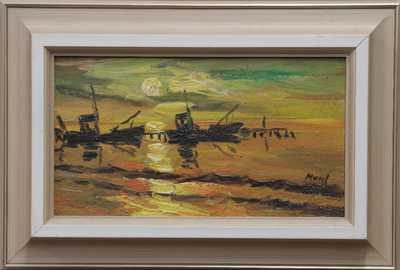 Leopold Musil - Spící lodě