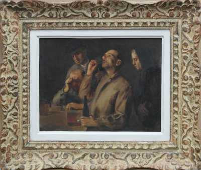 Josef Multrus - Na skleničce