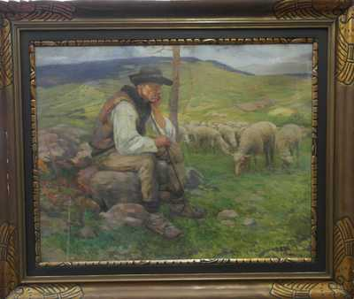 Josef (Joža) Koudelka - Na pastvě