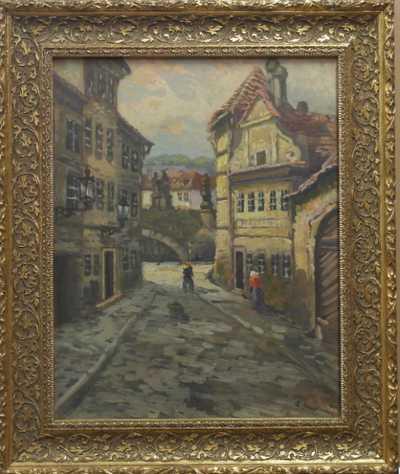 Jaromír Sedláček - Hauptmann - Od Karlova mostu