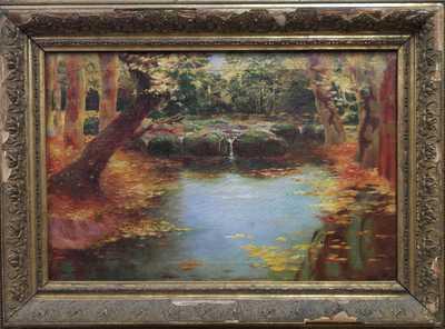 Nesignováno - Lesní potok
