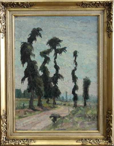 Nesignováno - Strašidelné stromy