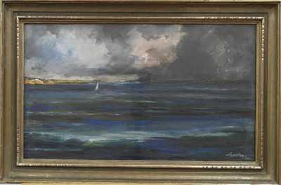 Čeněk Choděra - Před bouří