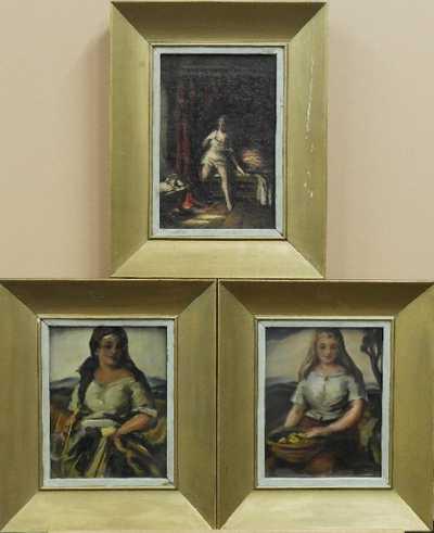 Bohumil Ullrych - Konvolut tří kusů