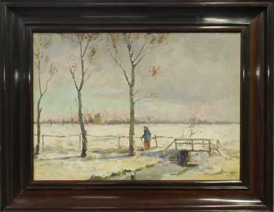 Gustav Macoun - Zimní procházka