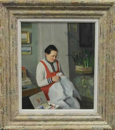 Josef Multrus - Domácí práce