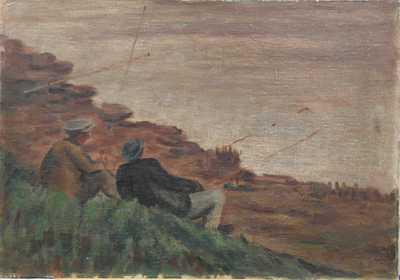 Autor neurčen - Rybáři