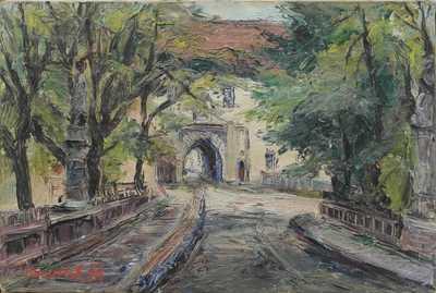 Svatopluk Havrlík - Vstupní brána