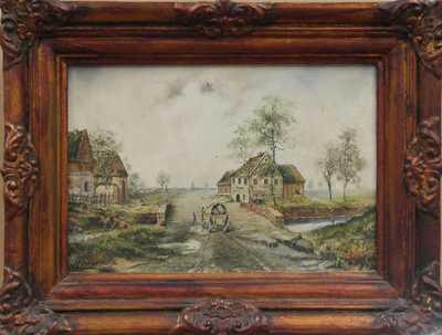 Karel Klár - Na cestě s povozem