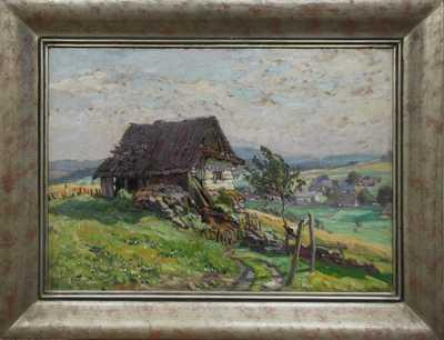 František Cína - Jelínek - Roubenka