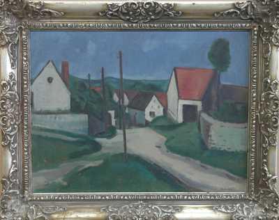 Jindřich Veselka - Červená vesnice