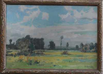 Alois Kalvoda - Pohled do krajiny
