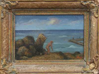 Alois Hejl - Na břehu