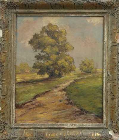 Karel Karas - Starý strom