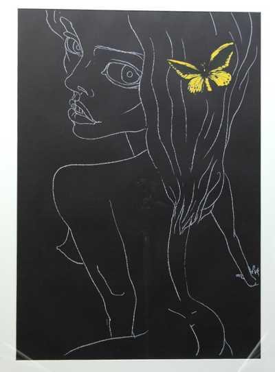 Boris Jirků - Žlutý motýl