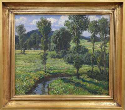 Rudolf Adámek - Luční potok