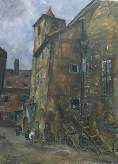 Jan Rambousek - Siesta pod věží