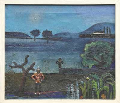 Josef Hlinomaz - Generál u jezera