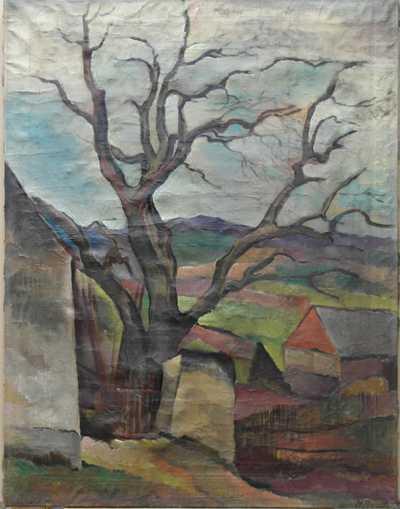 Otakar Nejedlý - Posvátný strom