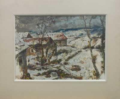 Jaroslav Veris (Zamazal) - Zimní chaloupky