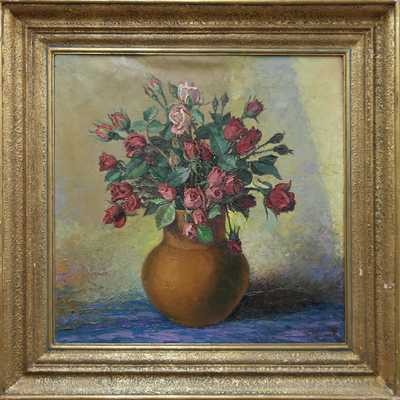 František Čermák - Kytice růží