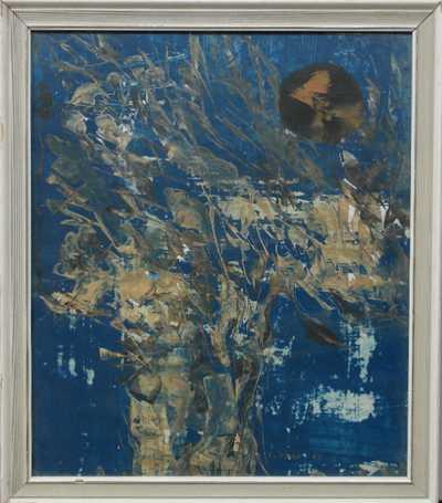 Josef  Istler - Abstraktní strom