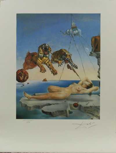 Salvador Dalí - Sen