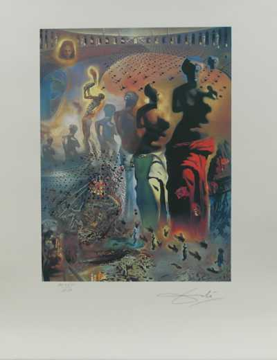 Salvador Dalí - Nadčasový
