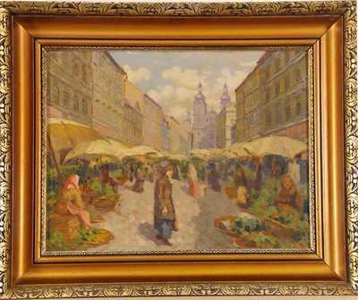 Stanislav Feikl - Na Uhelném trhu