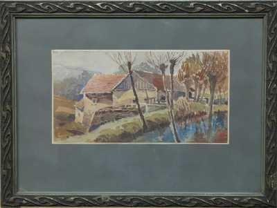 František Pečínka - Starý mlýn