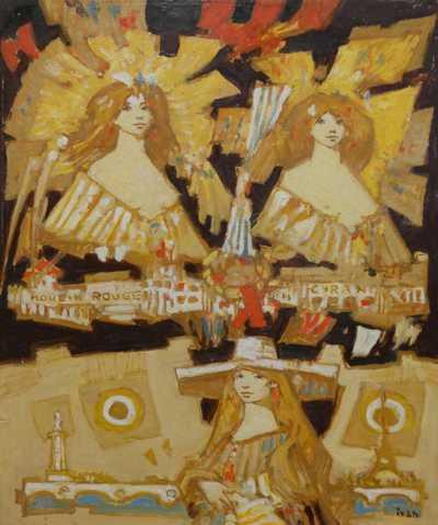 Ivan Sedliský - Dívka z Paříže