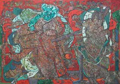 Jan  Smetana - Vzpomínka na ostrov Bali