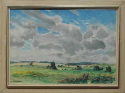 František Škrabánek - Bouřkové mraky
