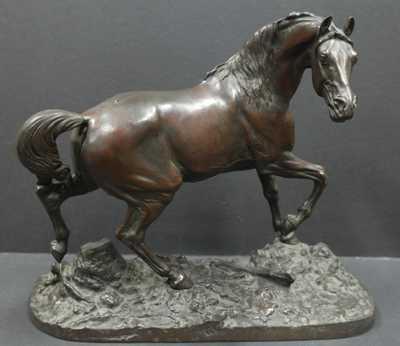 Autor neurčen - Kůň