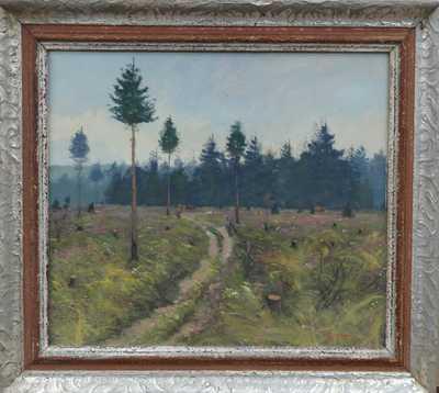 Alois Tužinský (Tužina) - Cesta