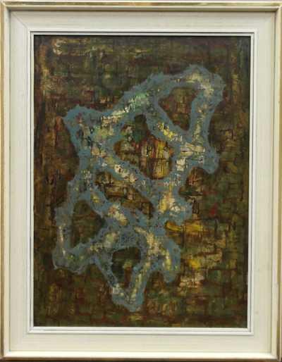 Jaroslav Veris (Zamazal) - Modrý tvar